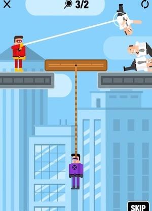 The Superhero League Screenshot 1