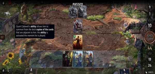 The Witcher Tales Thronebreaker Screenshot 3