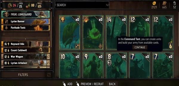 The Witcher Tales Thronebreaker Screenshot 4