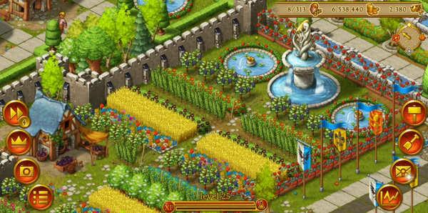 Townsmen Screenshot 1