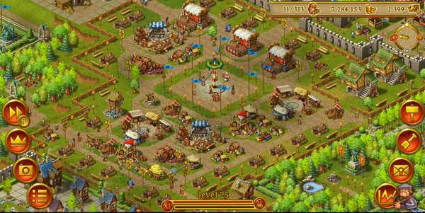 Townsmen Screenshot 3