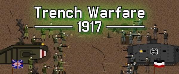 Trench Warfare 1917 Logo