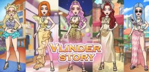 Vlinder Story Logo