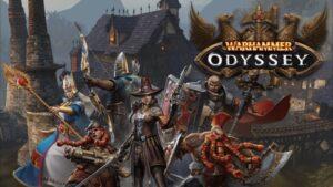 Warhammer Odyssey Logo