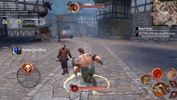 Warhammer Odyssey Screenshot 2