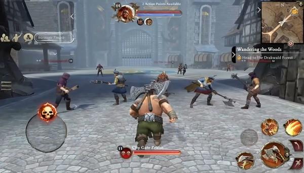 Warhammer Odyssey Screenshot 3