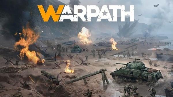 Warpath Logo