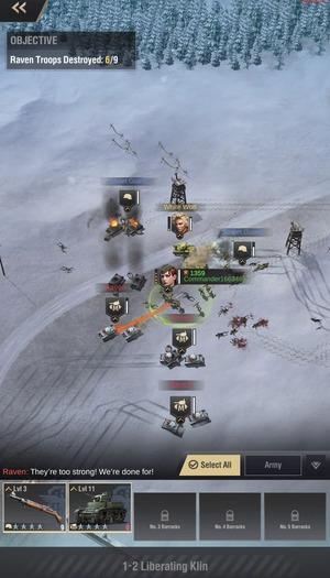 Warpath Screenshot 3