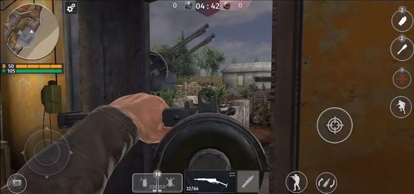 World War 2 — Battle Combat Screen 2