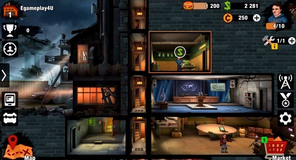 Zero City Screenshot 1