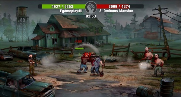 Zero City Screenshot 3