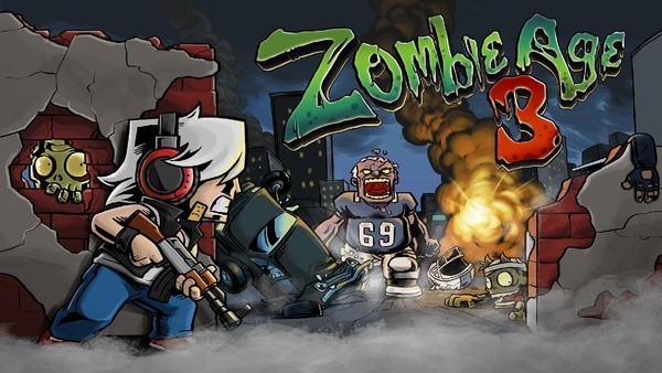 Zombie Age 3 Logo