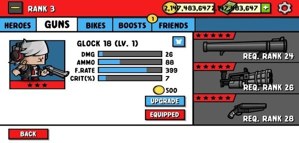 Zombie Age 3 Screenshot 1