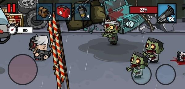 Zombie Age 3 Screenshot 2