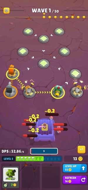 Auto Defense Screenshot 3