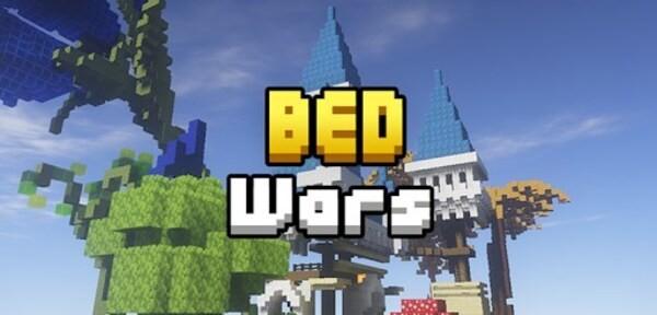 Bed Wars Logo