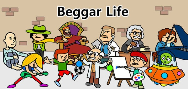 Beggar Life Logo