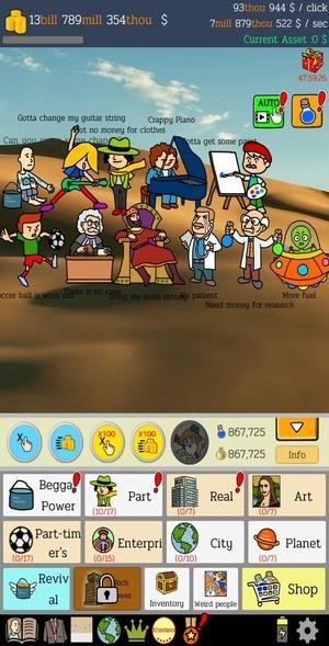 Beggar Life Mod Screenshot