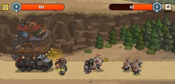 Camp Defense Screenshot 2