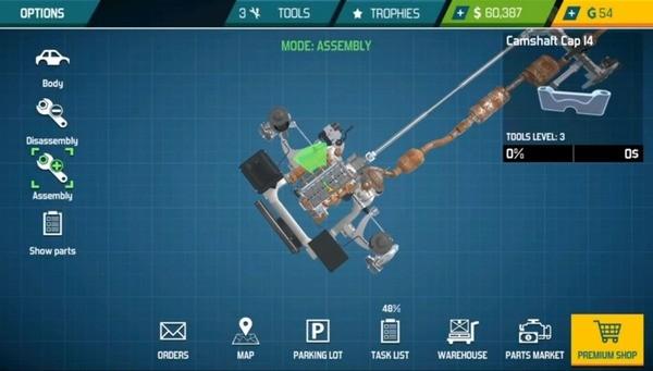 Car Mechanic Simulator 21 Screenshot 2