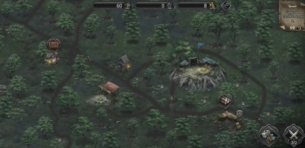Champions of Avan Screenshot 1