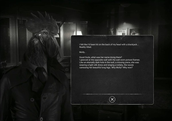 Chicken Police Screenshot 2