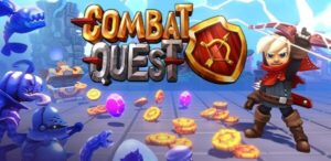 Combat Quest Archer Action RPG Logo