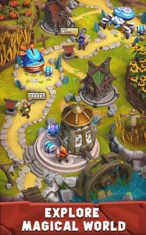 Combat Quest Archer Action RPG Mod Screenshot 2