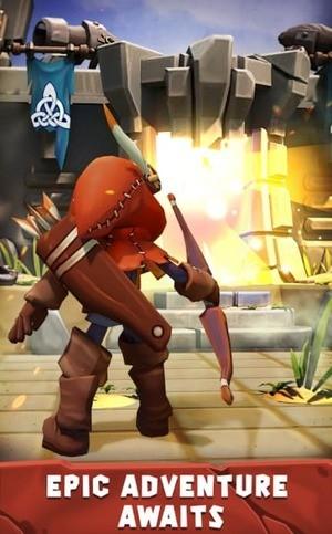 Combat Quest Archer Action RPG Mod Screenshot 3