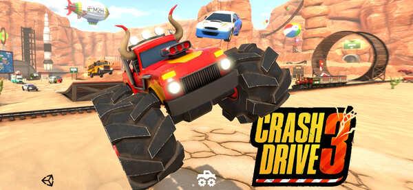 Crash Drive 3 Logo