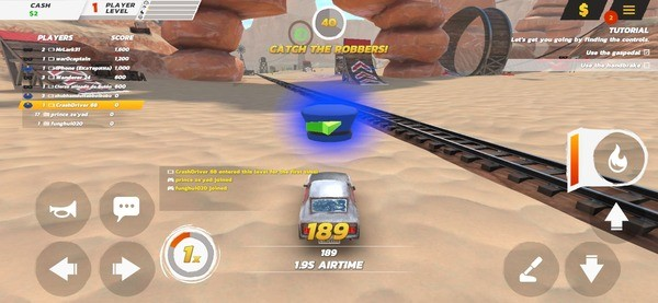Crash Drive 3 Screenshot 1