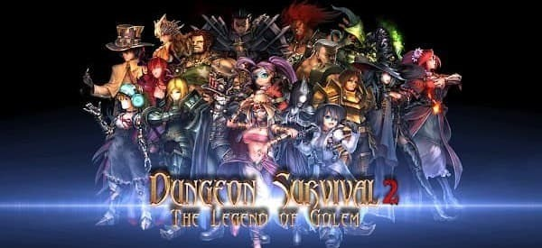 Dungeon Survival 2 Logo