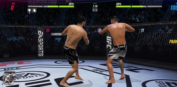 EA Sports UFC Mobile 2 Screenshot 2