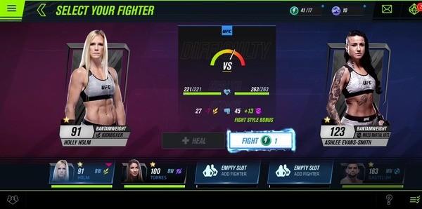 EA Sports UFC Mobile 2 Screenshot 3