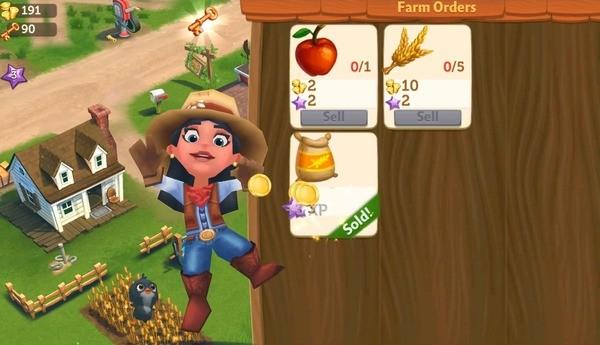 FarmVille 2 Country Escape Screenshot 1