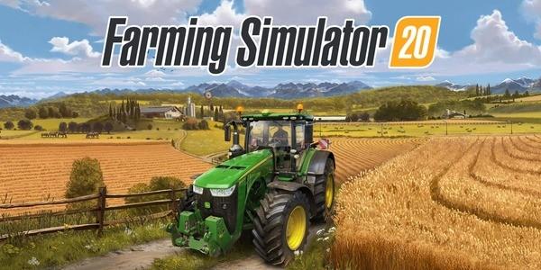 Farming Simulator 20 Logo