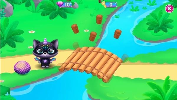 Fluvsies Pocket World Screenshot 3