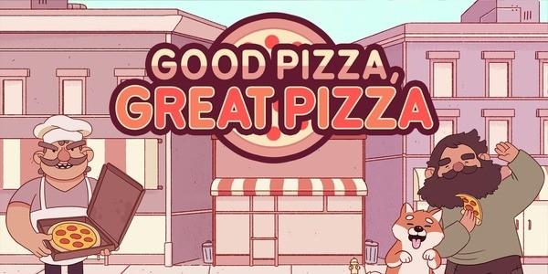 Good Pizza Logo