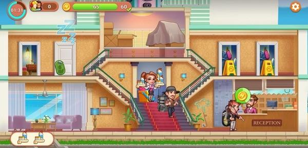 Hotel Frenzy Screenshot 1