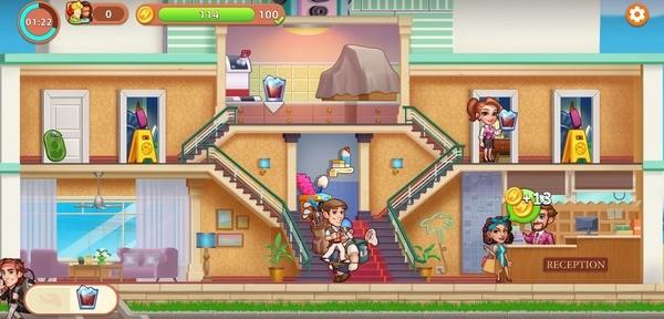 Hotel Frenzy Screenshot 2