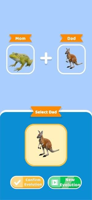 Idle Animal Evolution Screenshot 1