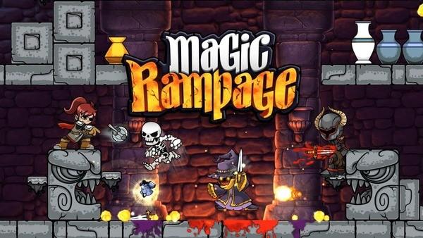 Magic Rampage Logo