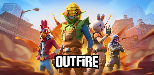 Outfire Multiplayer Logo