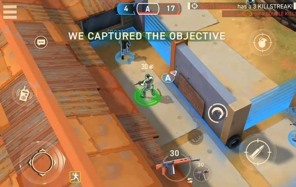 Outfire Multiplayer Screenshot 1