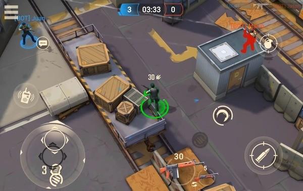 Outfire Multiplayer Screenshot 2