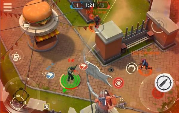 Outfire Multiplayer Screenshot 3
