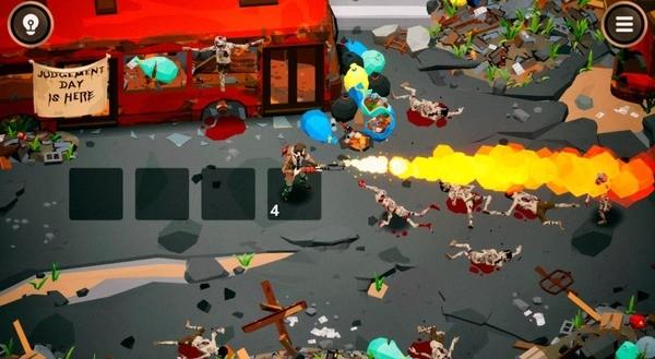 Road Raid Screenshot 2