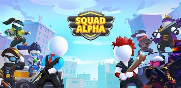 Squad Alpha Logo