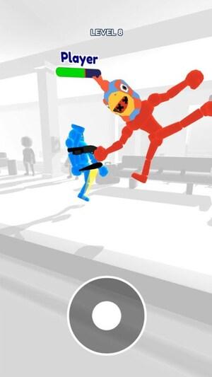 Stickman Ragdoll Fighter Screenshot 1