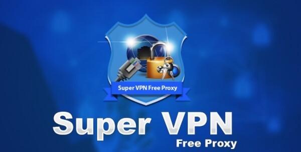 Super VPN Logo